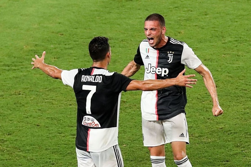 Merih Demiral Gagal Didapatkan AC Milan - IGmerihdemirall