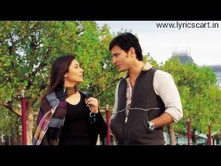 Chak De Lyrics-Hum Tum