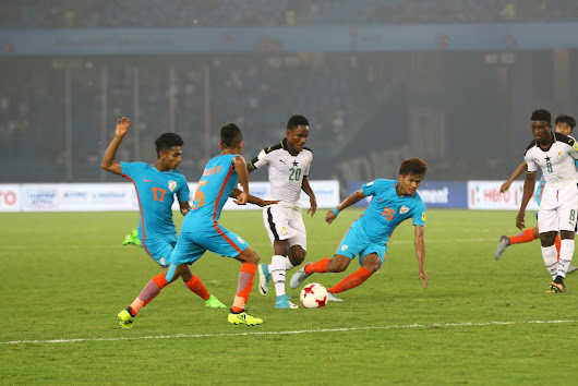 FIFA U-17 WC 2017: India's promising campaign comes to a halt