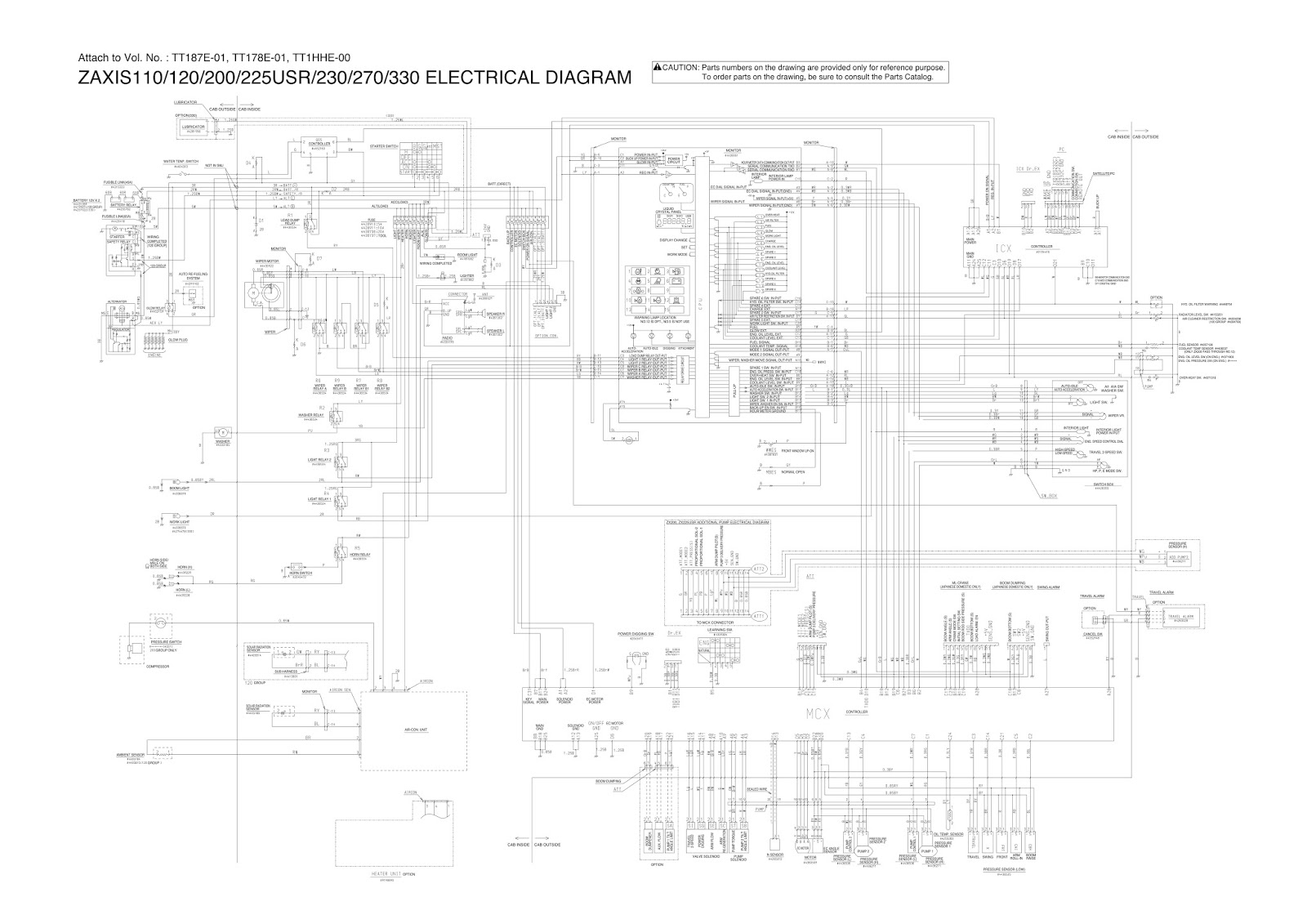 Hartono Exca Shop Manual Hitachi