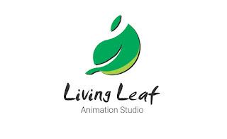 Logo Living Leaf
