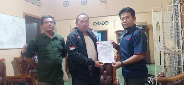 Terima SK, SMSI Kota Prabumulih Kebut Majukan Media Online Lokal