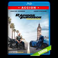 Rápidos y furiosos: Hobbs & Shaw (2019) HD BDREMUX 1080p Latino