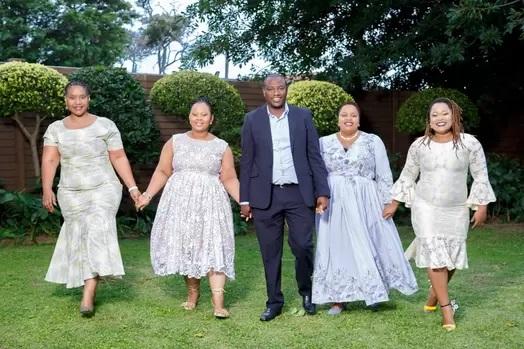 Celebrity Polygamist, Musa Mseleku Speaks On How he S3xually Satisfies His Four Wives