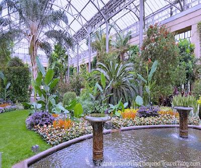 Longwood Gardens in Kennett Square Pennsylvania