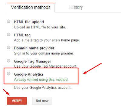 google-analytics-me-account-karke-blog-verify-kaise-kare