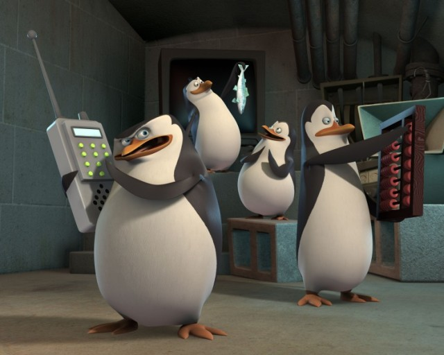Penguins of Madagascar - Future Movies 4 U
