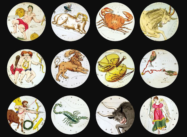 Zodiac Signs In Hindi By Date Of Birth  Horoscope Name In Hindi