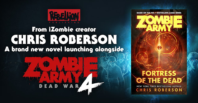 "Zombie Army 4: Dead War + romanzo ""Fortress of the Dead"""