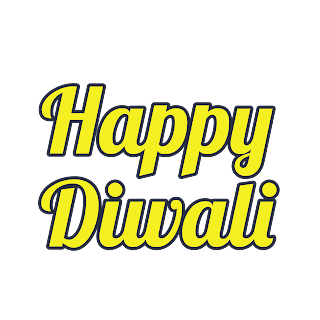 Happy Diwali transparent image png