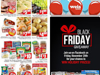 Weis Markets Weekly Ad November 28 - December 5, 2019