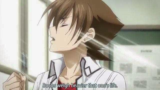 Highschool DxD - List anime harem ecchi school PJM