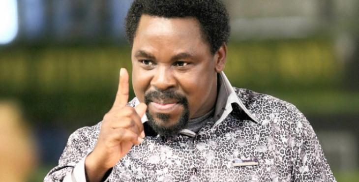 tb joshua on food scarcity � �you have not seen anything