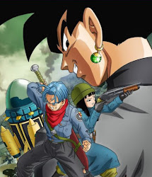 Dragon Ball Z Pelicula 15: Fukkatsu no F Future Trunks Special