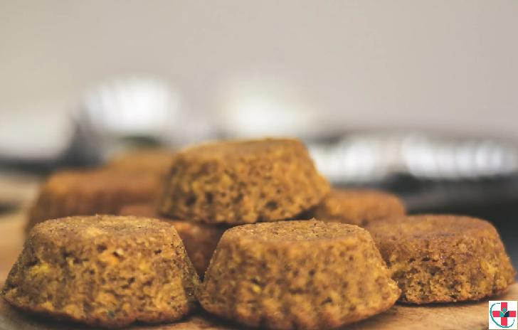 Gluten- Free Orange Spiced Mini Cake