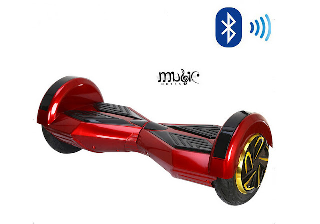 Scooter Bluetooth Speaker