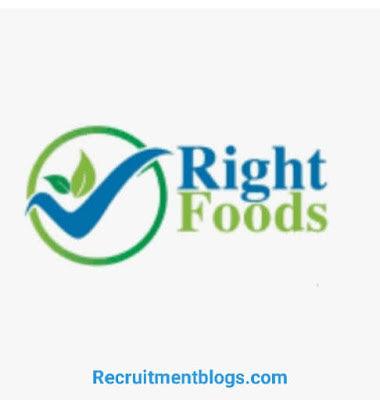 Senior Cost Accountant At Right food