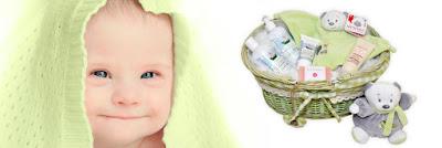 cestas recién nacidos