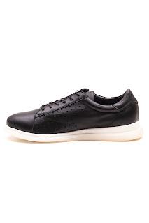 siyah casual kadın ayakkabı