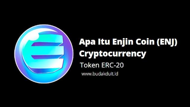 Gambar Logo Enjin Coin (ENJ)