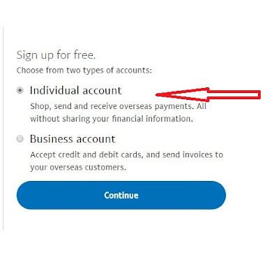Paypal account kise banaye