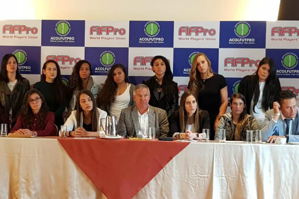 Vetos en la selección de Colombia femenina