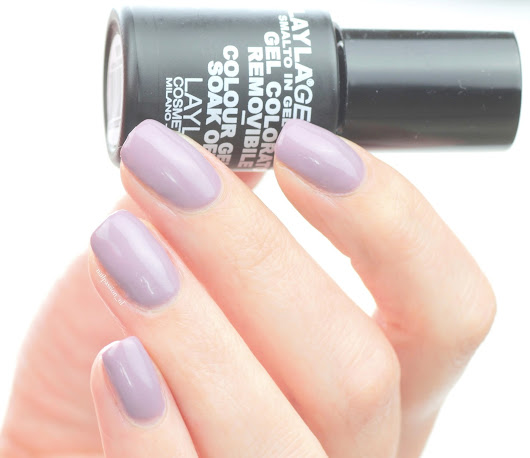 NAIL PASSION: Layla Gel Polish | Lavander