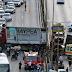 «Φταίχτης» ο… ήλιος - Τι δήλωσε ο οδηγός της νταλίκας που «δίπλωσε» στο Δαφνί (Video)