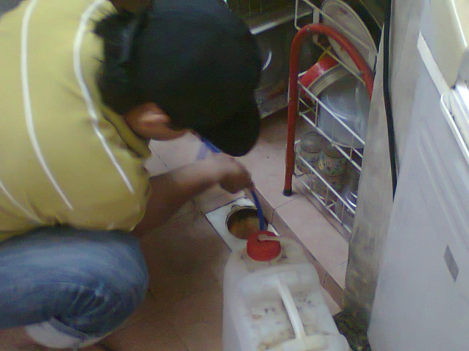 Lubang Dapur Tersumbat Desainrumahid