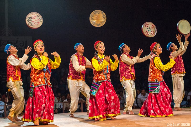 Tamang Selo Folk Dance Sikkim
