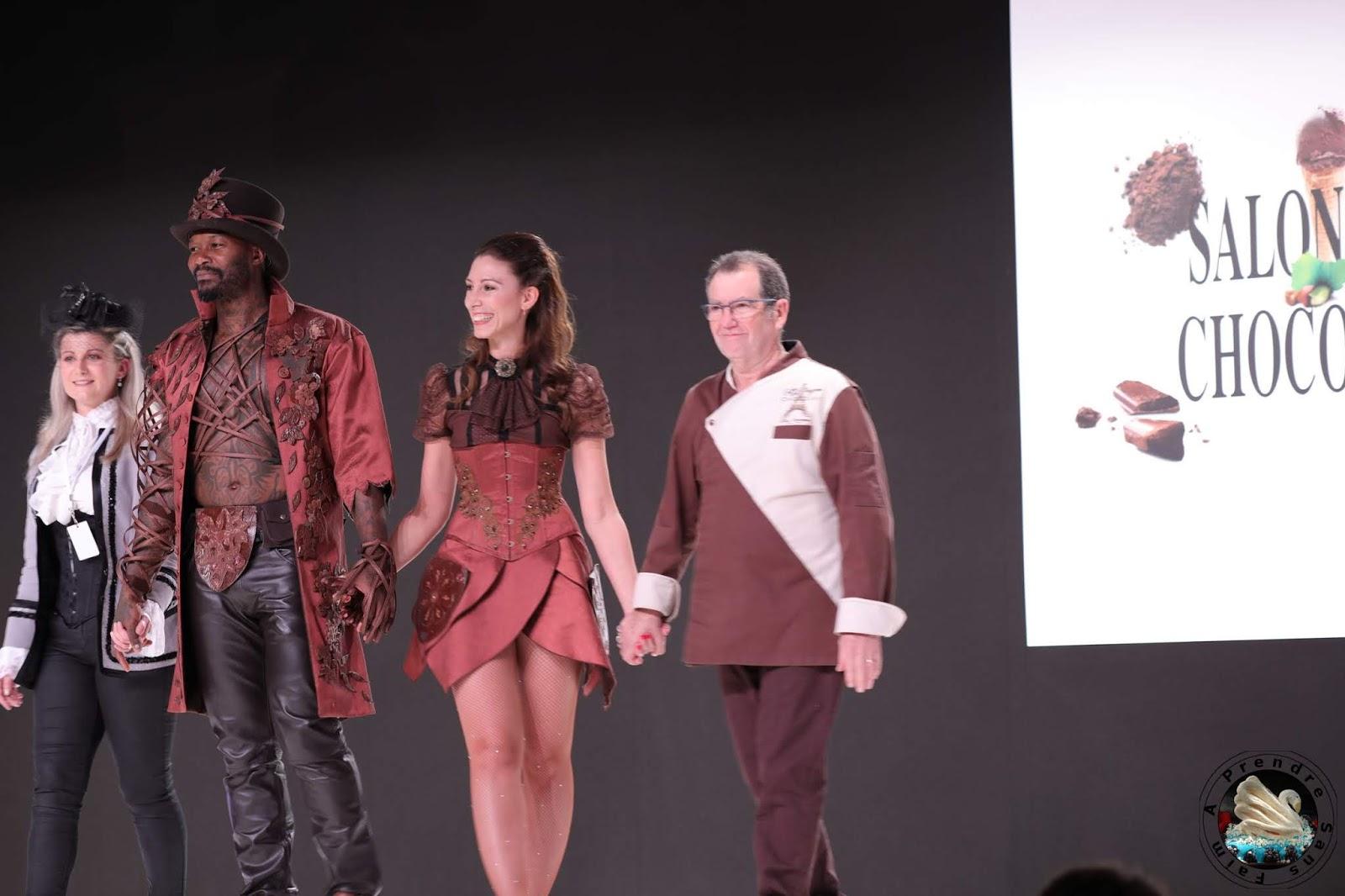 Soirée inaugurale du Salon du Chocolat 2018