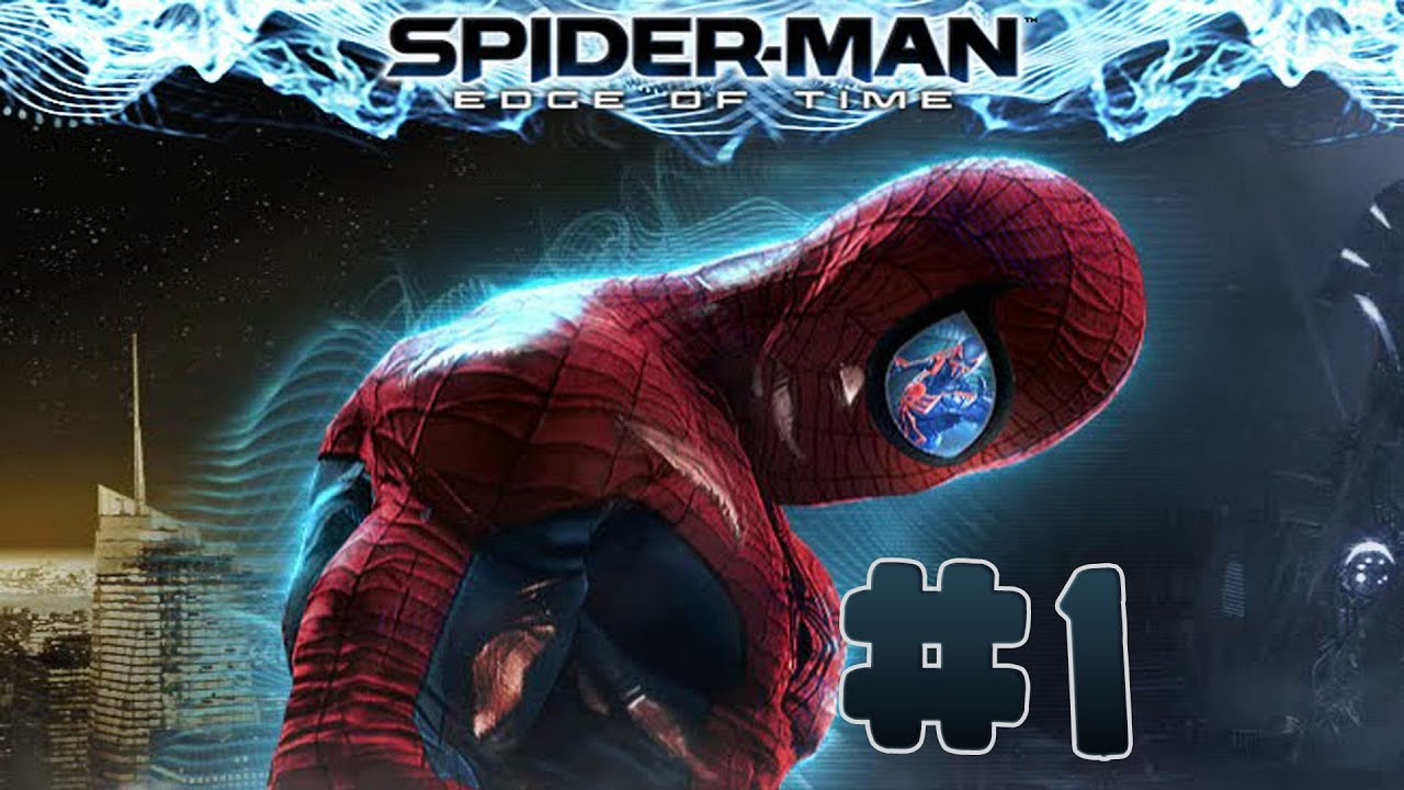 Free download game Spider Man Edge of Time