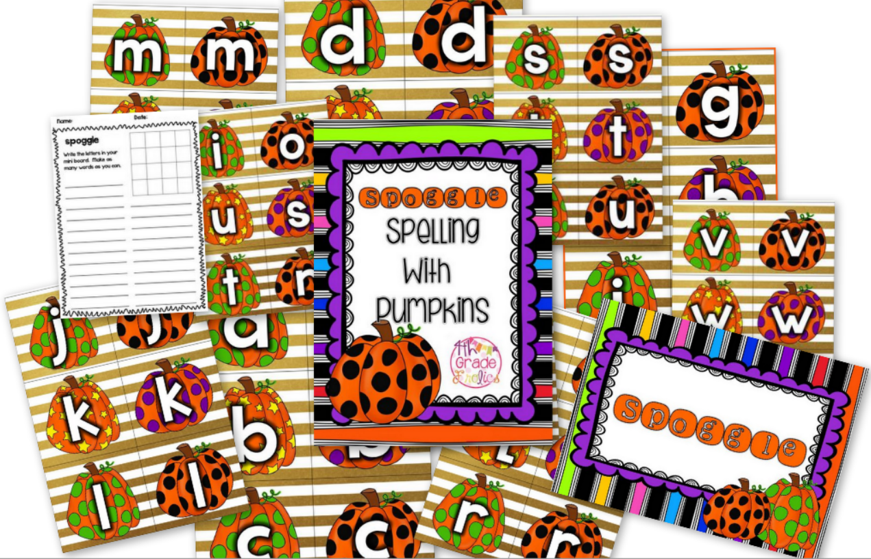 http://www.teacherspayteachers.com/Product/Spoggle-Pumpkin-Theme-1434026