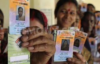 Colour Voter ID