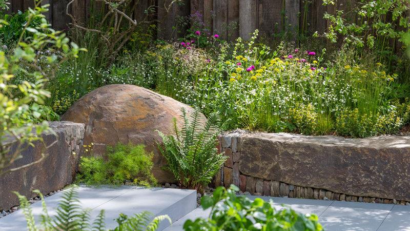 Ideas De Los Jardines En Chelsea Flower Show Para Llevar A