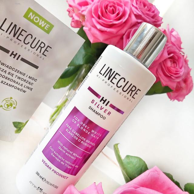 Hipertin Linecure Silver szampon do włosów