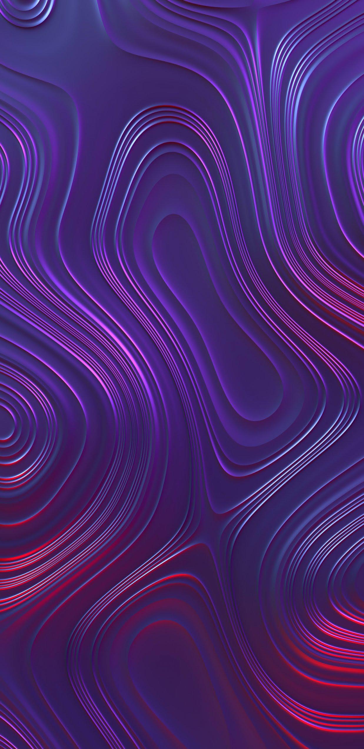 Purple Pattern wallpaper