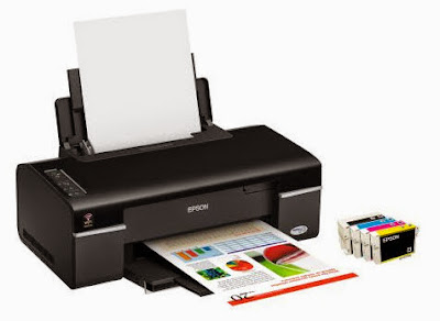 Get Epson Stylus C120 Ink Jet printer driver and installed guide