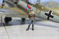 Revell Luftwaffe WWII 1/48.