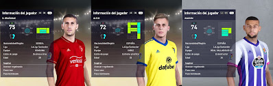 PES 2021 Facepack 3 by Mark