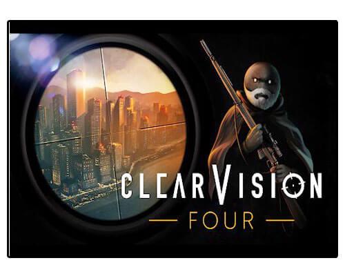 لعبة واضح الرؤية 4 لعبة قناص