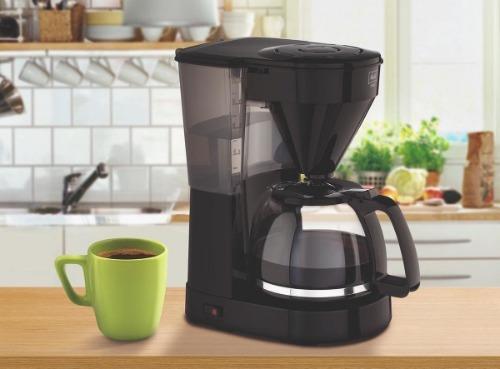Melitta filter koffiezetapparaat test
