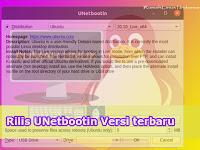 Rilis terbaru UNetbootin 700 dengan dukungan Qt5