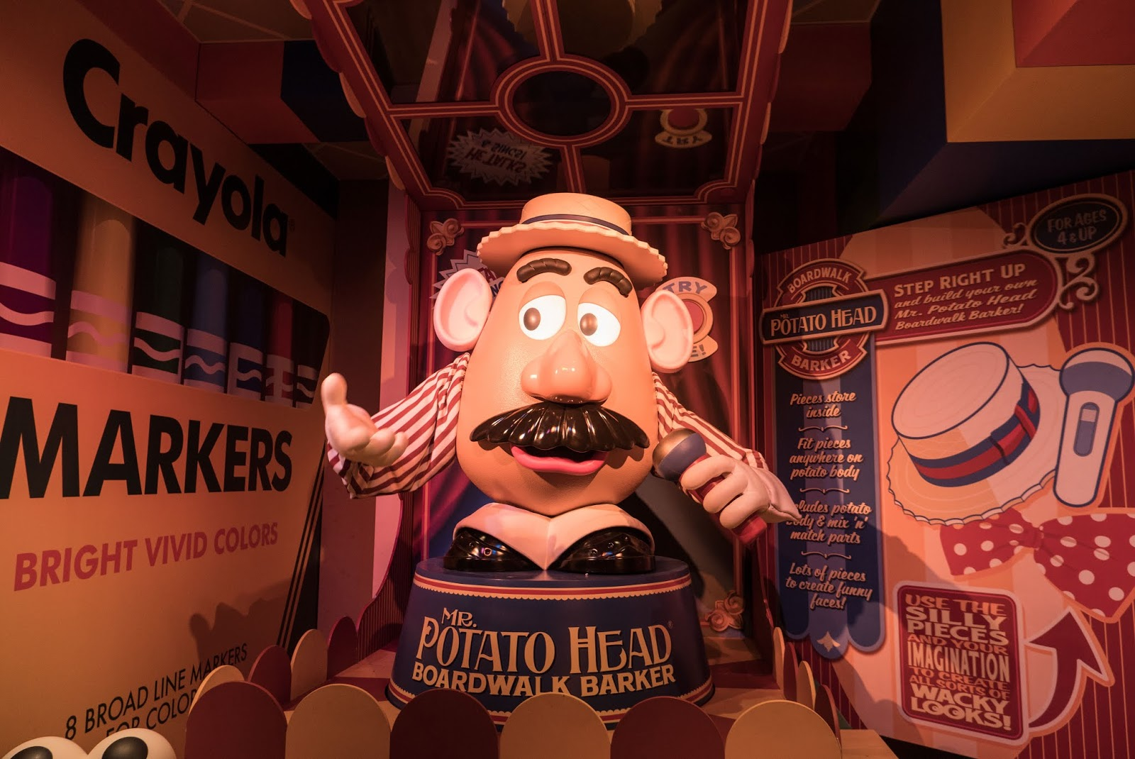Toy Story Mania at Disney's Hollywood Studios, Walt Disney World