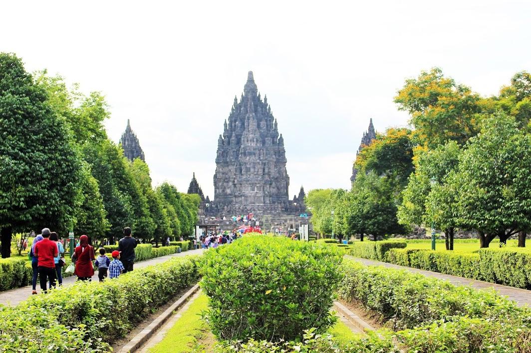 Foto Candi Prambanan Tempat Wisata Terindah Di Dunia Loveheaven07