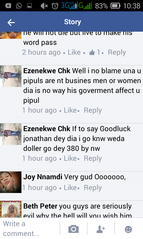 Facebook User Posts Fake Obituary Poster Of President Buhari On ...