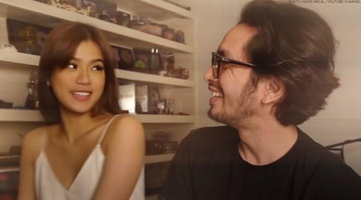 Maris Racal and Rico Blanco spark dating rumors