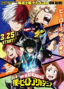Boku no Hero Academia 2 – (2ª Temporada), Download Boku no Hero Academia 2 Utorrent,Download Boku no Hero Academia 2 Legendado HD Torrent, Baixar Completo,Assistir Online, Animes Torrent.