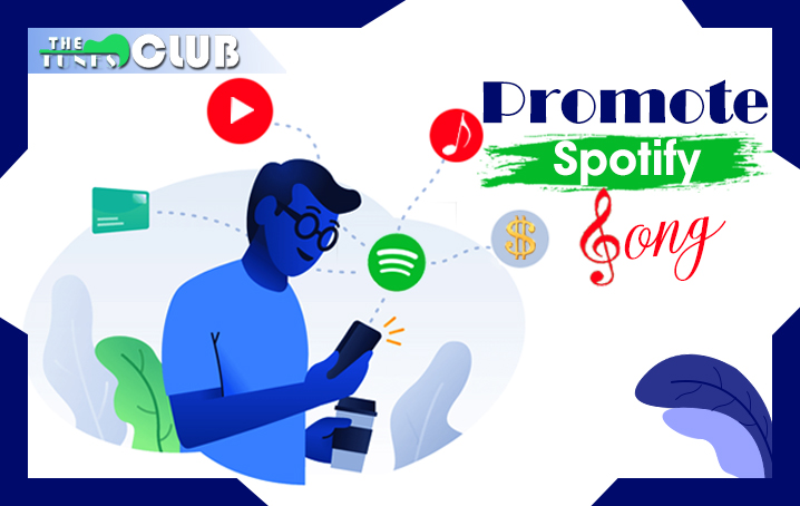 Spotify Music Promotion   The Tunes Club