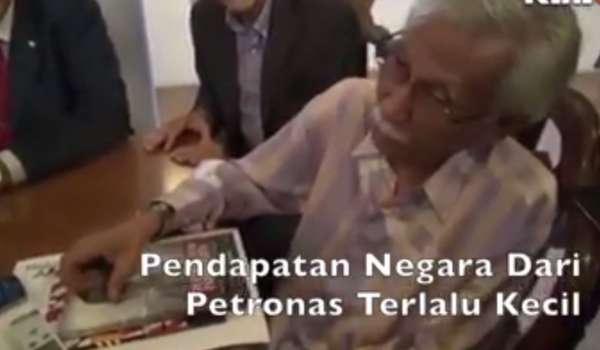 [VIDEO] Malaysia Memerlukan GST - Daim Zainuddin Memberitahu PakaTun dan ProTun